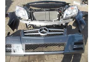 Бамперы передние Mercedes GLK-Class