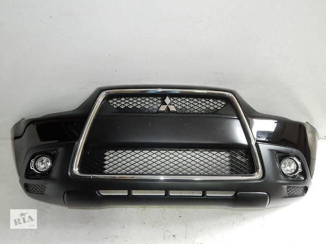 Детали кузова Бампер передний Легковой Mitsubishi ASX Кроссовер 2012- объявление о продаже  в Ивано-Франковске