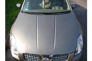 Бамперы передние Nissan Maxima