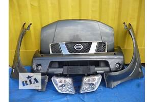 Бамперы передние Nissan Pathfinder