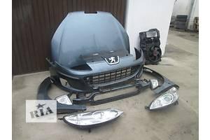Бамперы передние Peugeot 407