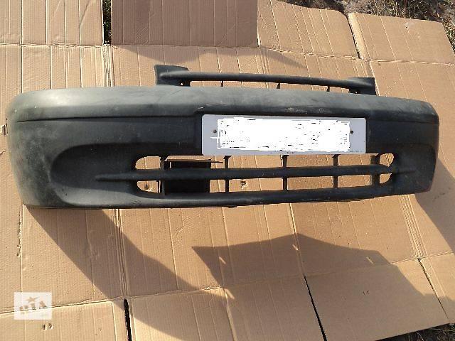 продам Детали кузова Бампер передний Легковой Renault Kangoo груз. 2000 бу в Ковеле