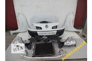 Бампер передний Renault Modus