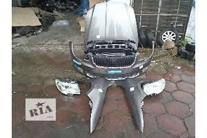 Бамперы передние Skoda SuperB