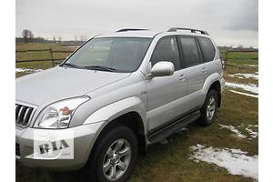 Капот Toyota Land Cruiser