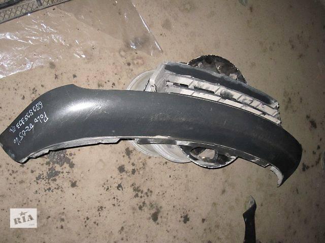 продам Детали кузова Бампер передний Легковой Volkswagen Polo 2003 передняя часть бампера бу в Харькове