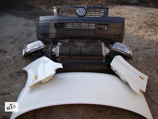 Детали кузова Бампер передний Легковой Volkswagen T5 (Transporter)- объявление о продаже  в Киеве