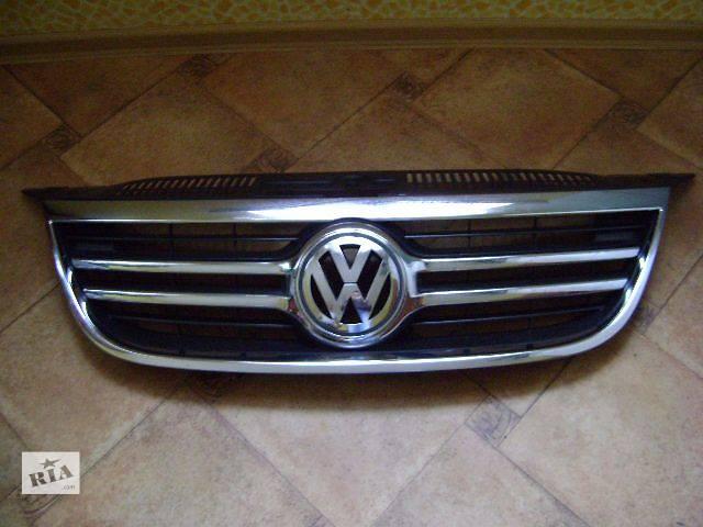 бу Детали кузова Решётка радиатора Легковой Volkswagen Tiguan в Киеве