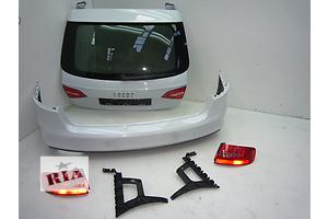 Бампер задний Audi A4