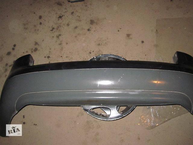 Детали кузова Бампер задний Легковой Audi A6 2000 оригинал идеал- объявление о продаже  в Харькове