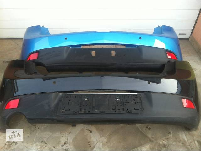 продам Детали кузова Бампер задний Легковой Mazda 3 Хэтчбек 2010 бу в Львове