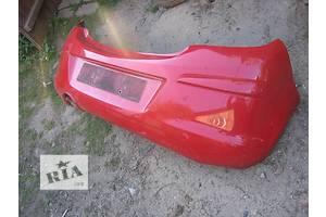Бампер задний Opel Corsa