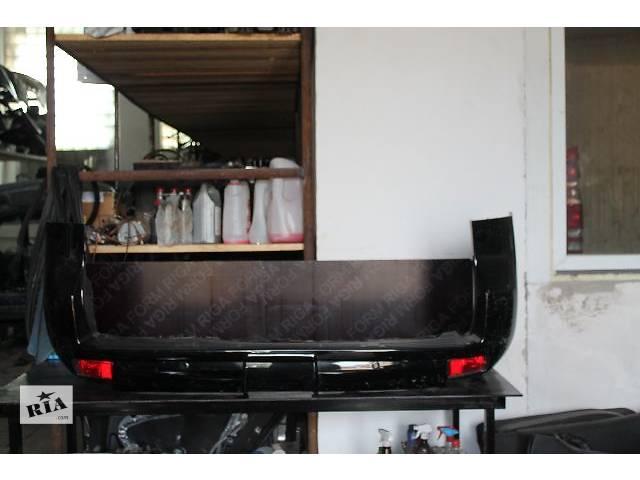 бу Детали кузова Бампер задний Легковой Toyota Land Cruiser Prado 150 в Ивано-Франковске