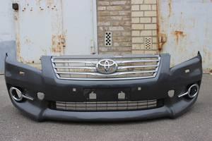 Бампер задний Toyota Rav 4