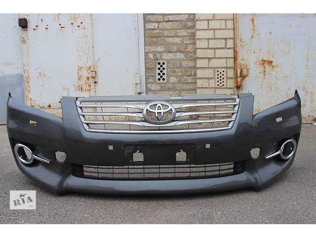 Детали кузова Бампер задний Легковой Toyota Rav 4 2008- объявление о продаже  в Киеве