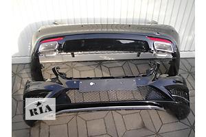 Бампер задний Mercedes S-Class