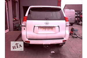 Крышка багажника Toyota Land Cruiser 200