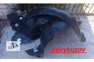 Новые Брызговики и подкрылки Opel Vivaro груз.