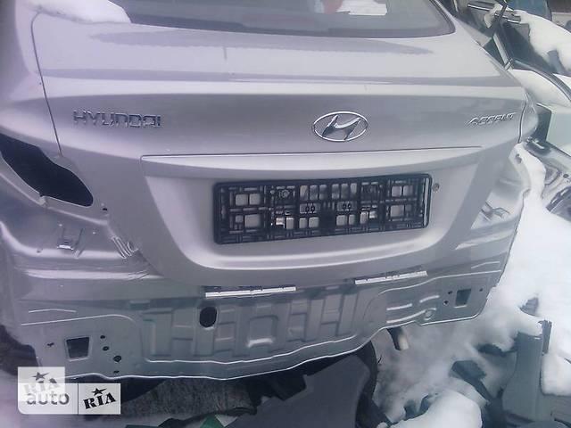 бу Детали кузова Часть автомобиля Легковой Hyundai Accent в Умани