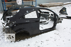 Четверть автомобиля Opel Corsa