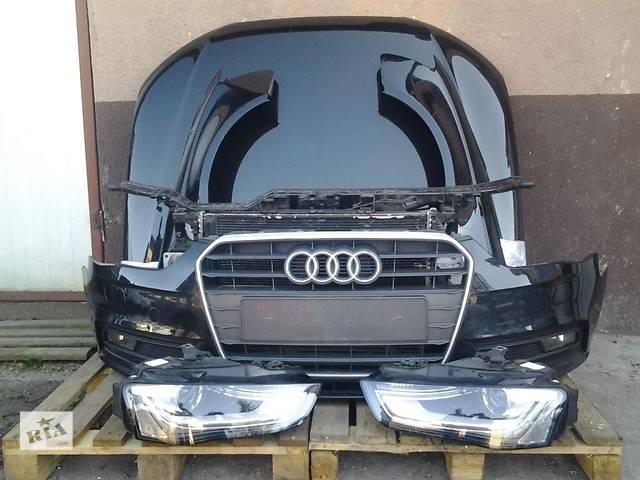 купить бу Детали кузова Капот Легковой Audi A4 2013 в Луцке