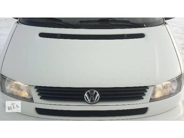 Детали кузова Капот Легковой Volkswagen T4- объявление о продаже  в Ровно
