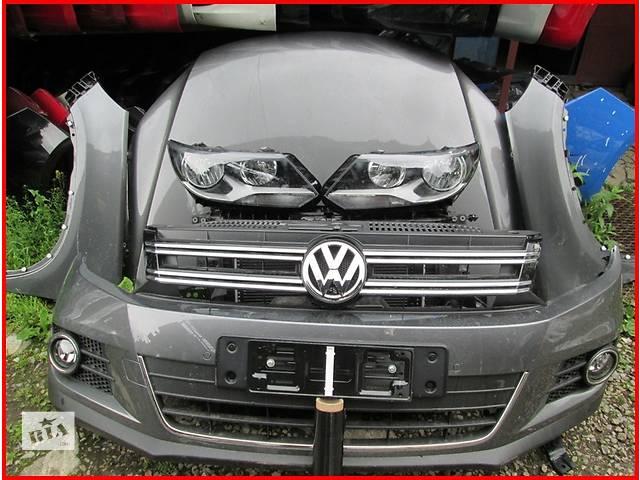 бу Детали кузова Капот Легковой Volkswagen Tiguan в Луцке