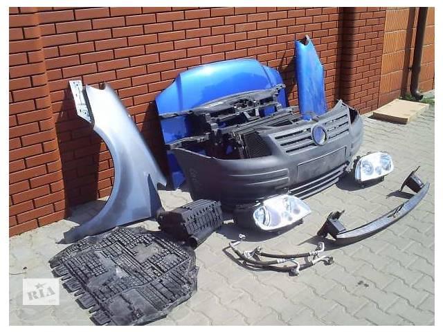 бу Детали кузова Крыло переднее Легковой Volkswagen Caddy 2008 в Киеве