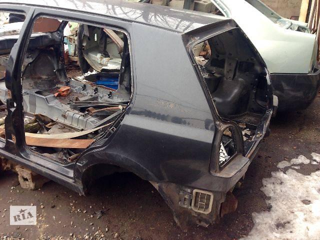 бу Детали кузова Крыло заднее Volkswagen Golf IIІ Хэтчбек в Запорожье
