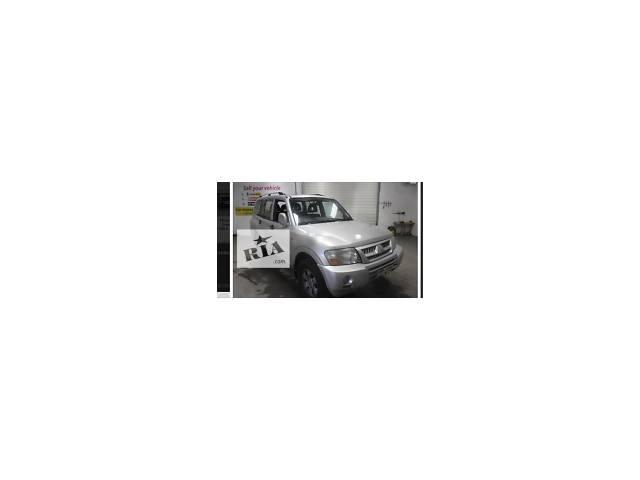 бу Детали кузова Крыша Легковой Mitsubishi Pajero Wagon 2005 в Луцке