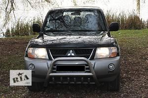 Кузова автомобиля Mitsubishi Pajero Wagon