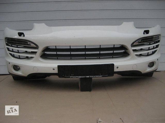 купить бу Детали кузова Легковой Porsche Cayenne 2012 в Киеве