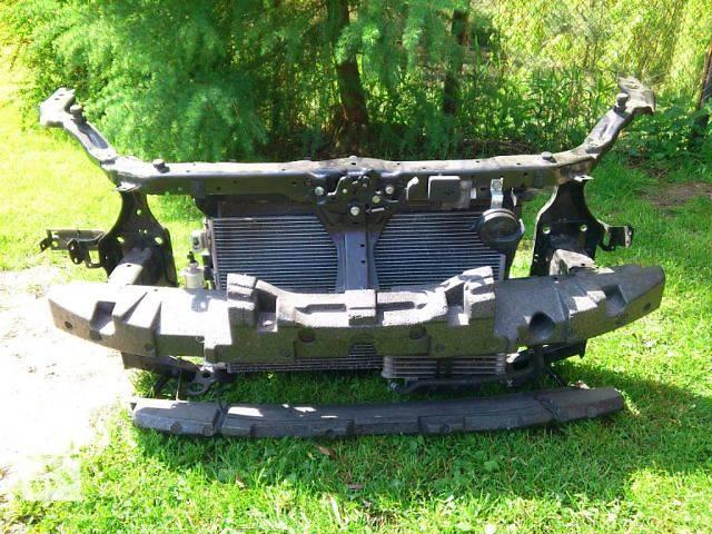 Детали кузова Панель передняя Легковой Nissan Qashqai Кроссовер 2009- объявление о продаже  в Ивано-Франковске