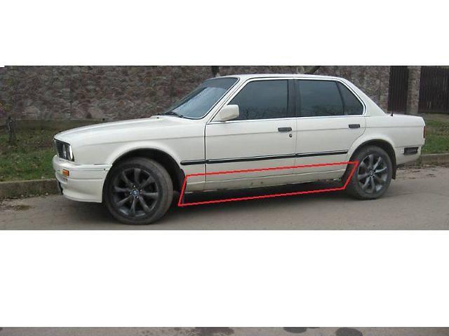 купить бу Порог на BMW в Могилев-Подольске