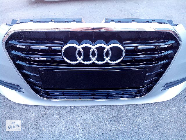 купить бу Детали кузова Решётка радиатора Легковой Audi A6 С7 в Костополе