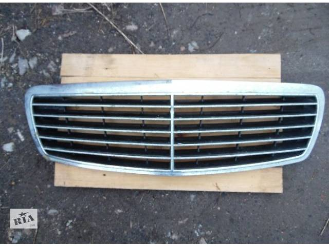 Детали кузова Решётка радиатора Легковой Mercedes E-Class 2005- объявление о продаже  в Запорожье