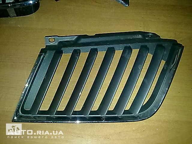 бу Детали кузова Решётка радиатора Легковой Mitsubishi L 200 2006 в Ровно