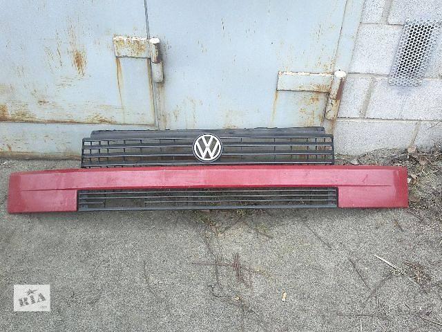 бу Детали кузова Решётка радиатора Легковой Volkswagen T4 (Transporter) груз в Ровно