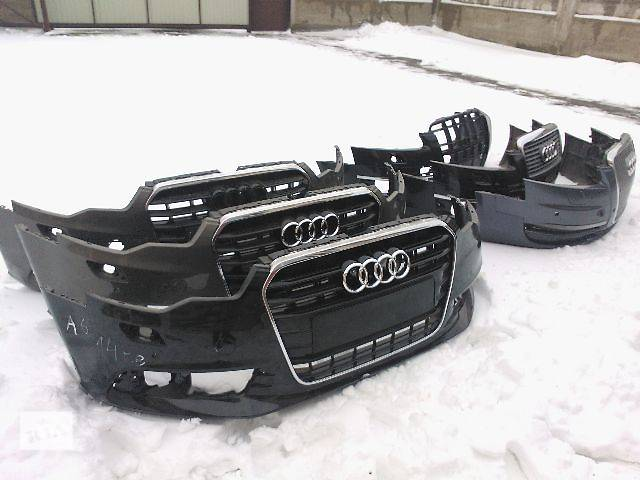 продам Детали кузова Усилитель заднего/переднего бампера Легковой Audi A6 бу в Костополе