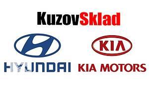 Новые Молдинги решетки радиатора Hyundai Sonata