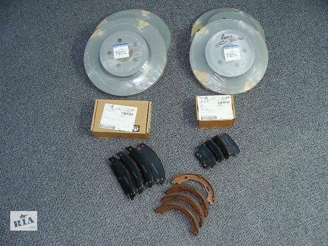 Детали тормозной системы на Chrysler 300C / 300 C / 300 (Крайслер 300С) 2005 - 2010 года выпуска- объявление о продаже  в Киеве