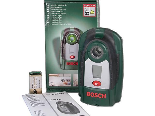 бу Детектор скрытой электропроводки Bosch аренда, продажа, прокат Киев  в Украине