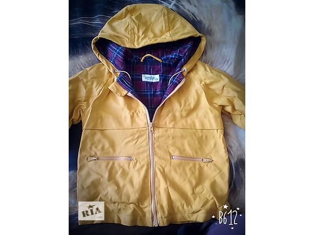 бу Детская демисезонная куртка GLORIA JEANS в Одессе