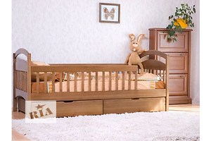 Детская односпальная кроватка Карина!