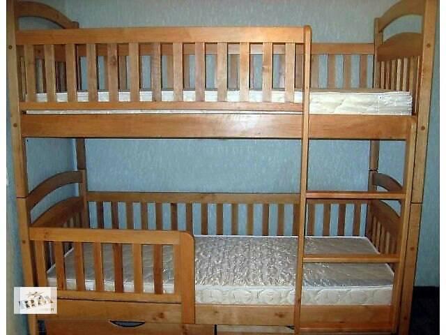 бу Детская двухьярустная кровать Карина Люкс в Киеве