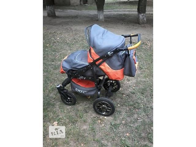 продам Детская коляска 2в1 Sojan бу в Виннице