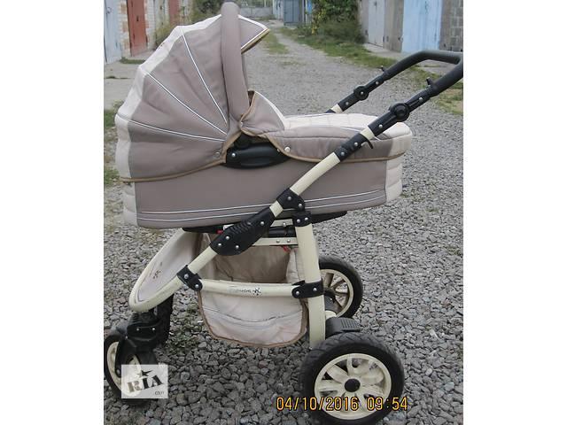 купить бу Детская коляска Adamex Cosmos 2 в 1 (Адамекс Космос) в Борисполе