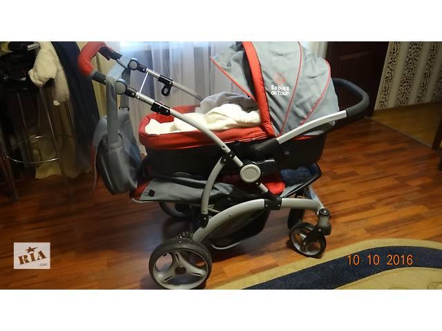 Детская коляска с автокреслом- объявление о продаже  в Виннице