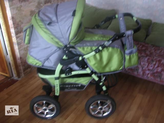 купить бу Детская коляска в Киеве
