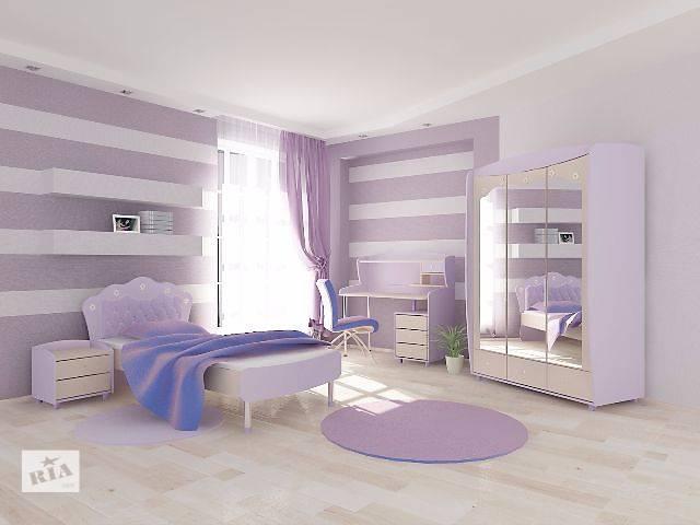 купить бу Детская комната для девочки - с лепными декорами и мягкими накладками. Большой выбор детских комнат. BABY ROOM Одесса в Одессе